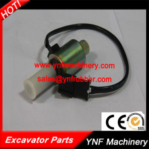 High Quality Solenoid Valve for Komatsu PC200-5 6D95 Excavator pictures & photos