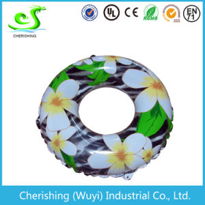 PVC Colorful Inflatable Swim Ring for Adult pictures & photos