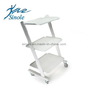 Plastic Dental Furniture/ Dental Trolly (10-02) pictures & photos
