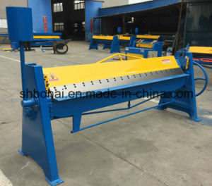 1.5mm X 2000mm Box & Pan Brake Manual Folder pictures & photos