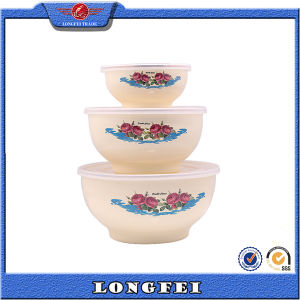 Fashionable Personalized Mixing Bowl with Plastic Lid pictures & photos