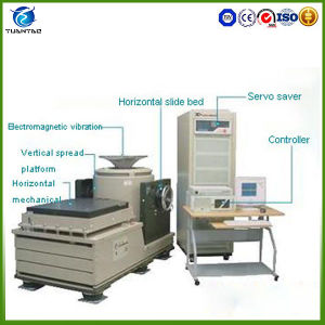 Hydraulic Electronic Automatic Shaker Vibration Test Table pictures & photos