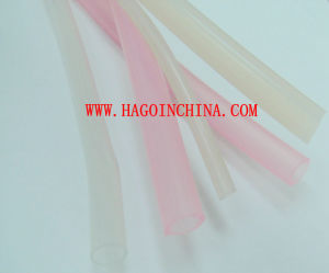 Non Standard 100% Food Grade Silicone Rubber Tube pictures & photos