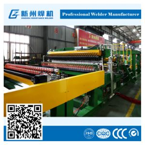 Wire Mesh Welding Machine Lines pictures & photos