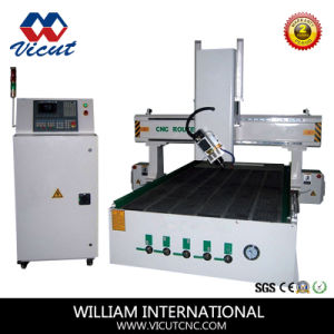 4 Axis CNC Router CNC Engraving Machine (VCT-SR1325HD) pictures & photos