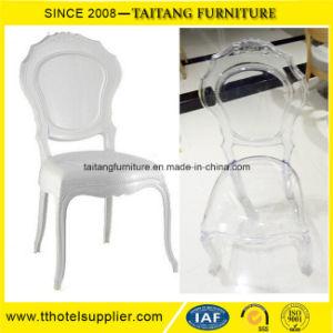 Wedding Event PC Bella Plastic Transparent Polycarbonate Chair Colorful Option pictures & photos
