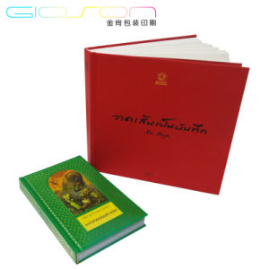 Custom Fiction Story Book/ Hardcover Book Printing pictures & photos