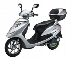 Hot 60V 500W Powerful Electric Scooter pictures & photos
