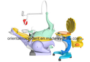 Ce Approved Dental Unit for Kids/ Children Dental Chair pictures & photos