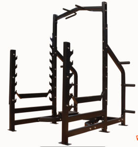 Fitness Equipment/Gym Equipment/Olympic Power Rack &Pull up (SH31-A) pictures & photos
