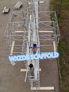 Vertical Standard of Japanese/Scaffold/ Scaffolding pictures & photos