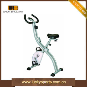 Fitness New Exercise Home Use Magnetic X Mini Bike pictures & photos
