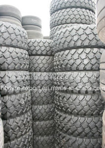 Triangle Tire, 365/85r20 395/85r20 Radial Tire for Crane, Military Tire pictures & photos