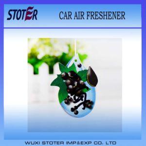 Custom Design Paper Car Air Freshener