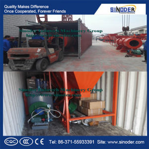 20, 000 Tons/Year Pan Disc Granulator Production Line to Make NPK Compound Fertilizer pictures & photos