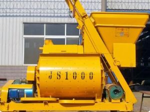 Construction Equipment Mobile Concrete Mixer Js1000 for Sale pictures & photos