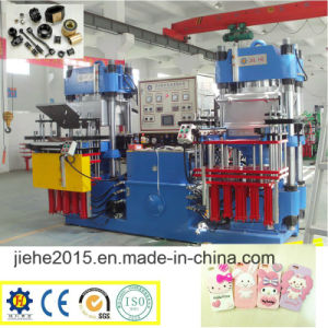 Double Station Rubber Vacuum Molding Machine Made in China pictures & photos