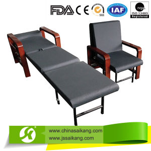 Multi-Purpose Accompany Chair by Wooden Material (CE/FDA/ISO) pictures & photos