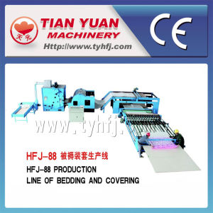Automatic Quilt Making Production Line pictures & photos