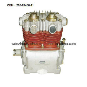 206-89450-11 Air Compressor for Truck pictures & photos