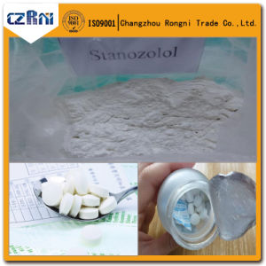 Steroid Supplement Stan Winstrol CAS No 10418-03-8 with Good Price pictures & photos