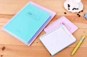Spiral Notebook/PU School Diary/Paper Office Notebook pictures & photos
