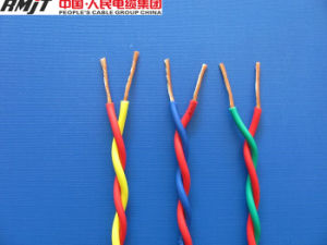 PVC Copper Wire Twisted Electric Wire pictures & photos
