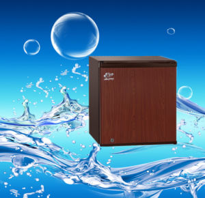 Brown Color Foamed Door Portable Insulin Mini Fridge 60W Power pictures & photos