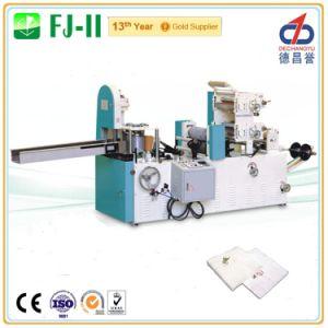 Fj-II Napkin / Serviette Machine pictures & photos