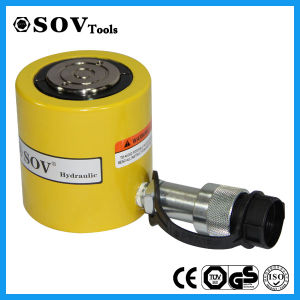 Rcs Single Acting Lightweight Low Profile Telescopic Hydraulic Jack pictures & photos