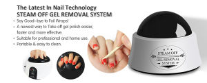 Meaning of Beauty Care 30W Steam off Gel Removal Machine for Easy Take off Gel Polish pictures & photos