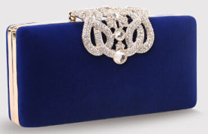 Top Quality Handbagscrystal Rhinestone Evening Clutch Bags (XW709) pictures & photos