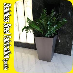 Rectangular Stainless Steel Planter Pot Garden Planter pictures & photos