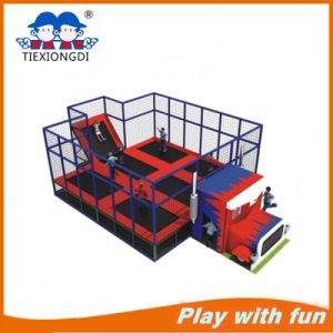 Factory Price Trampoline Park Indoor Commercial Cheap Trampoline for Sale Txd16-10703 pictures & photos