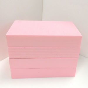 Fuda Extruded Polystyrene (XPS) Foam Board B1 Grade 350kpa Pink 30mm Thick