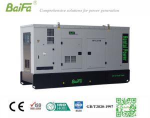 Bf-C350s Baifa Cummins350kVA Soundproof/Silent Diesel Generator