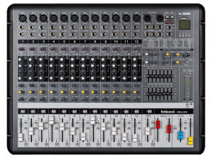 Best Selling 12 Channels Audio Mixer PRO-12 pictures & photos