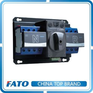 CFCQ5-63G (CB Type) Automatic transfer switch