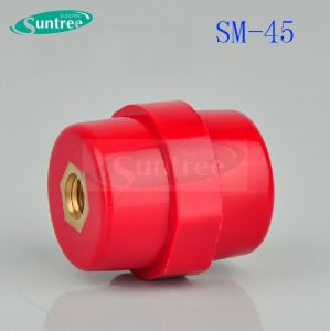 Sm-45 Bus Bar Insulator for Control Panel Building pictures & photos