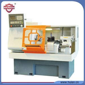Well Sold Cak6136c Series CNC Lathe with CNC pictures & photos