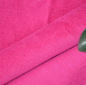 18 Wales Cotton Spandex Stretch Corduroy Fabric pictures & photos