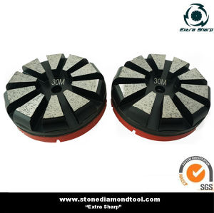 Speed Shift System Diamond Grinding Tool for Concrete Floor pictures & photos