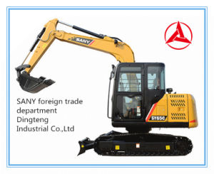 ODM Sany MIDI Excavator Sy65c-10 Professional Supplier in China pictures & photos