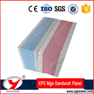 Prefabricated Interior and Exterior Sandwich Panels Magic House pictures & photos