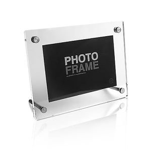 2016 Innovative Acrylic Photo Frame Holder Picture Display Frame, Plastic Photo Frame pictures & photos