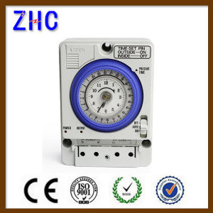 Tb35b Industrial Timer Programmable Timer / Timer Switch with Battery pictures & photos