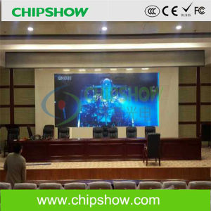 Chipshow Full Color Indoor HD2.5 Small Pixel HD LED Display pictures & photos