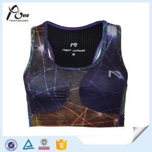 High Quality Hot Selling Custom Women Sublimation Sports Bra