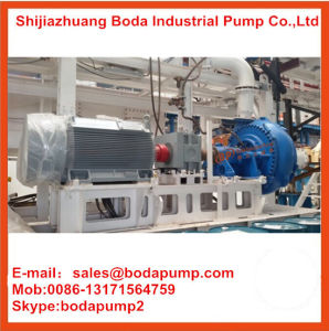 Sand and Water Application and Sand Pump Type Gravel Sand Pump pictures & photos