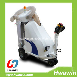 E-Vacuum Bottle Pick up Road Sweeper Machine for Sale pictures & photos